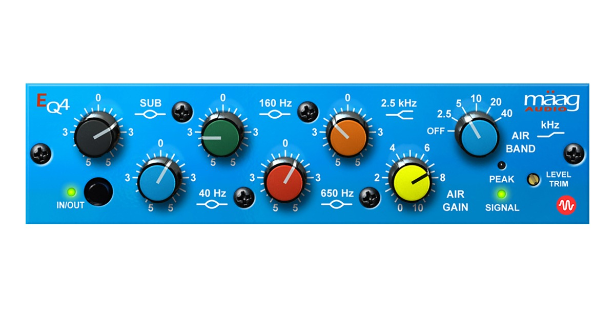 Plugin Alliance MAAG EQ4