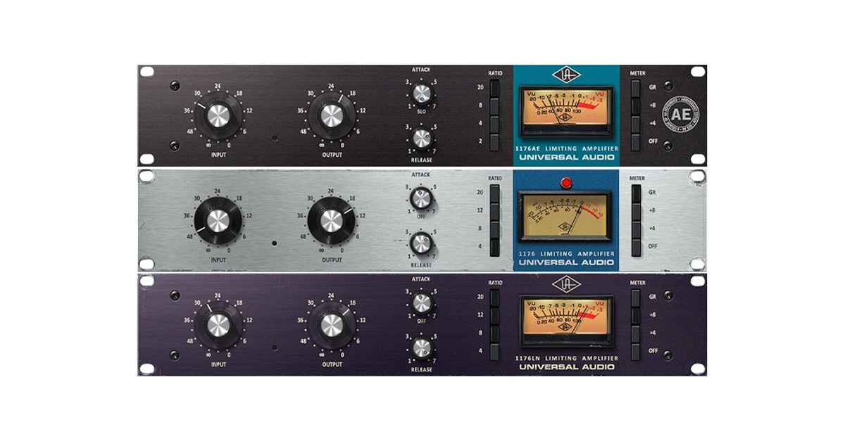 UAD 1176 Collection